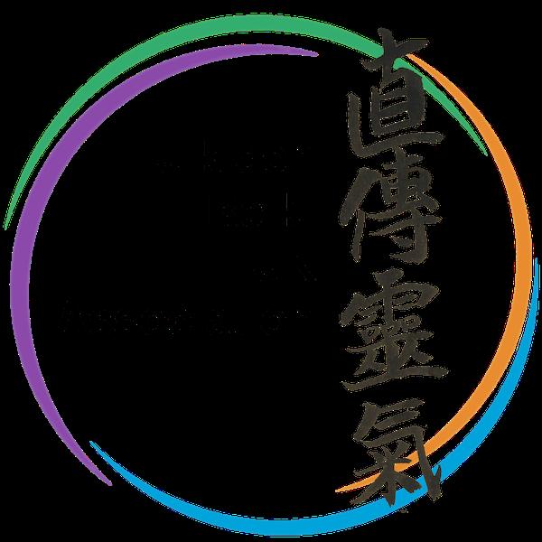 Jikiden Reiki UK Association Logo